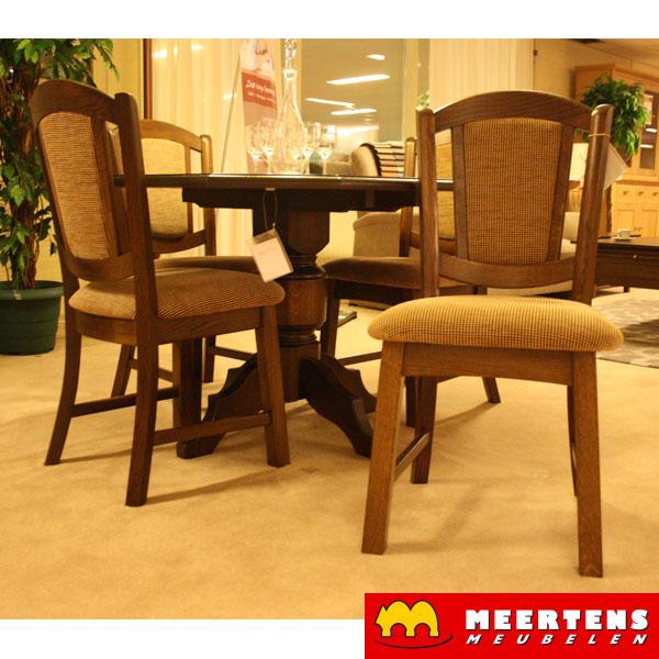 4x klassieke eetkamerstoelen meubeloutletveendam for Klassieke eetkamerstoelen