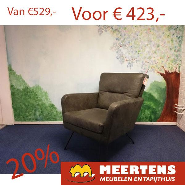 Comfortabele Design Fauteuil.Sit Design Model Luxor Heerlijk Comfortabele Fauteuil Van 529